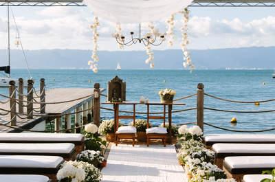 Locais para casamento em Ilhabela: confira os 7 mais requisitados!