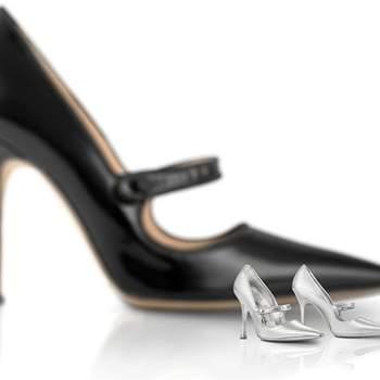 Zapatos originales. Foto: TOUS