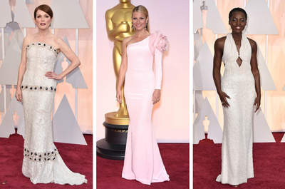 2015 Oscar Awards: get inspired with these red carpet looks for your wedding dress