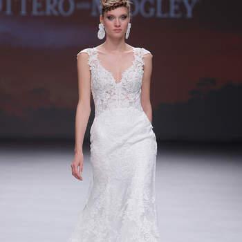 Maggie Sottero. Credits_ Barcelona Bridal Fashion Week