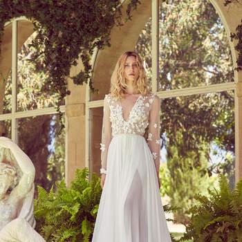 Robe de mariée collection Majesté modèle Lully - Crédit photo: Margaux Tardits