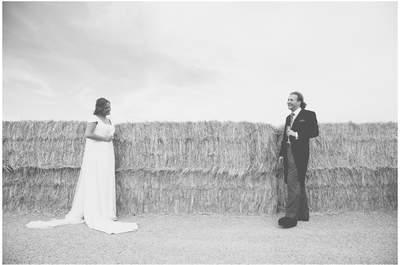 Al compás del rock and roll: la boda de María y Carlos