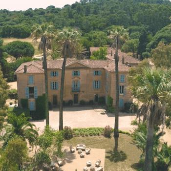 Photo  : Château de Pampelonne