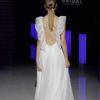 Photo : Marylise by Rembo Styling. Credits_ Barcelona Bridal Fashion Week