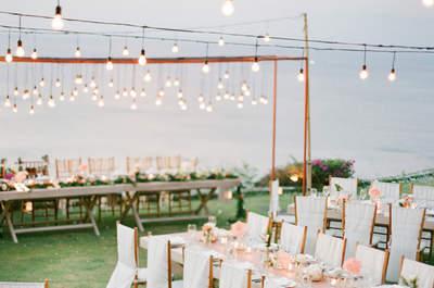 Come decorare le sedie del tuo matrimonio: ecco le idee più cool