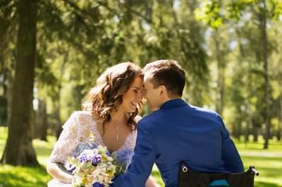 Сказка наяву: волшебная свадьба Ольги и Владимира