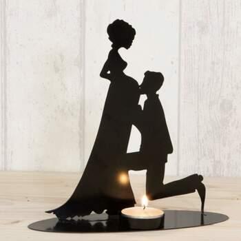 Cake Topper Bougeoir Mariée Enceinte - The Wedding Shop !