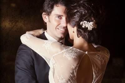 Diseñada al detalle e inspirada en París: la boda de Rosi y Jose en Alicante