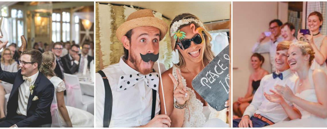 6 tolle Hochzeitsspiele, die wirklich alle begeistern werden – So wird die Hochzeit zum vollen Erfolg!