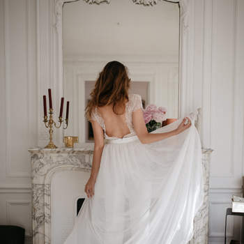 Photo : Yann Audic - Robe Gorgia, Sophie Sarfati