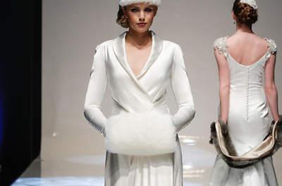 Los 20 vestidos de novia más originales de la White Gallery para 2014