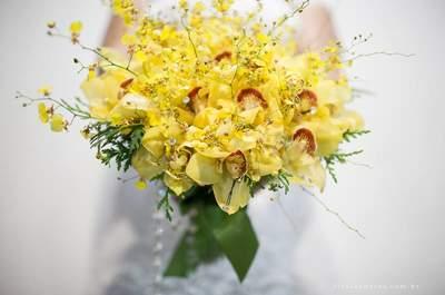 Was bedeuten eigentlich die Blumen an meiner Hochzeit? Wir verraten es Ihnen!