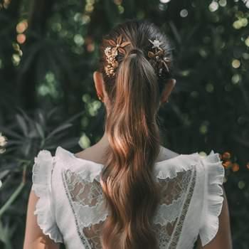 Vestido Sophie. Foto: Alejandra Godia