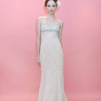 Robe de mariée collection Printemps 2013 - Crédit photo: Badgley Mischka