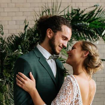 Styled Wedding Shoot: Natural Gold   Foto: Yara Photography