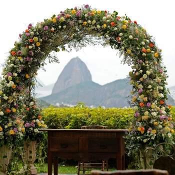 Credits: Divulgação Viviane Gratz Design de Eventos.