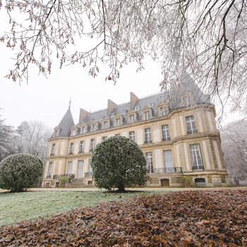 Photo : Château de Santeny © Cécile Muzard