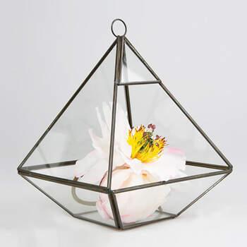 Foto: Pirámide decorativa