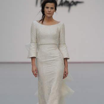 Fely Campo. Credits_ Madrid Bridal Week