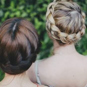 Les tresses, tendance coiffure du moment. Photo : Lauren Conrad
