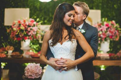Fernanda & Matthew: casamento de conto de fadas na cidade maravilhosa!