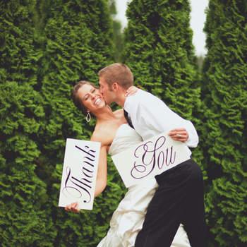 Pancarte de mariage sur Etsy