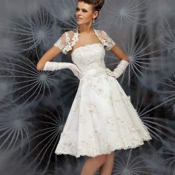 Robe de mariée Oksana Mukha 2013, modèle Jessy