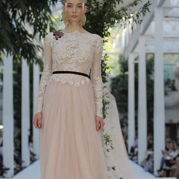 Rubén Hernández. Créditos: Barcelona Bridal Fashion Week