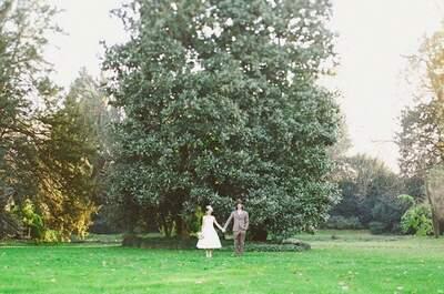 Catapultati in Downton Abbey: un matrimonio country d'altri tempi