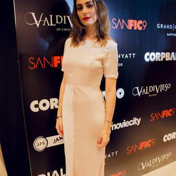 Javiera Díaz de Valdés - Gala Festival SANFIC