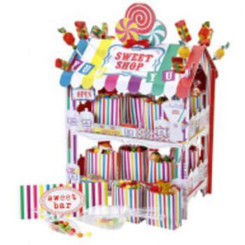 Stand pour bonbons - The Wedding Shop