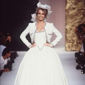 Foto: Chanel Fall/Winter 1991-1992