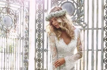 I 60 outfit da sposa più belli delle migliori marche americane 59c6d7ab867