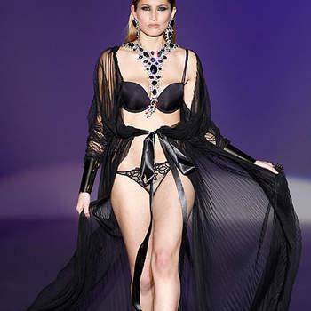 La collection comprend des modèles noirs.  Photo: IFEMA