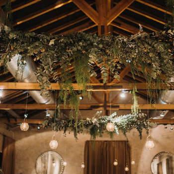 Credits Doblelente y decoración floral de Llorens y Durán