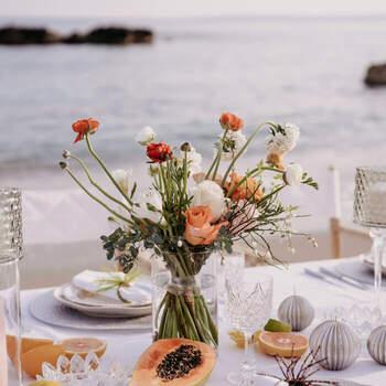 Photo : Saussure Weddings & Events