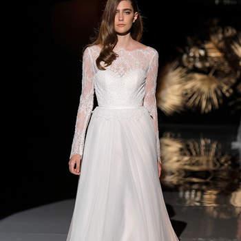 Foto: Cabotine. Credits_ Barcelona Bridal Fashion Week