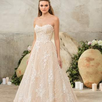 Style 2288 Sienna. Credits: Casablanca Bridal