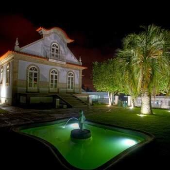 Palacete Dona Maria   Foto: Divulgação