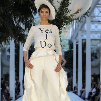 Alicia Rueda. Credits: Bridal Love Madrid