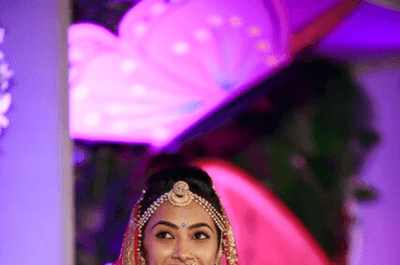 The stunning Real Wedding of Shruthi and Siddanth: The one with everything amazing