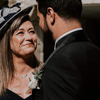 O casamento de Sara & Pedro   Foto: André Heller