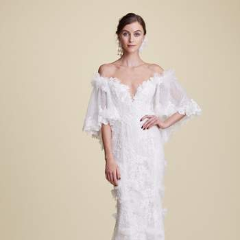 Tilly-with-Sleeves, Marchesa