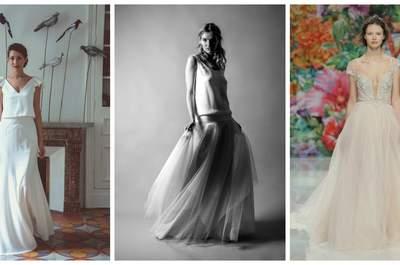 Comment trouver la robe de mariée idéale selon votre morphologie