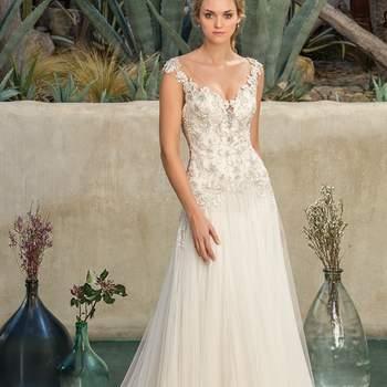 Style 2305 Madrona. Credits: Casablanca Bridal
