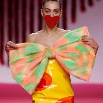 Agatha Ruiz de la Prada | Credits: Mercedes-Benz Madrid Fashion Week