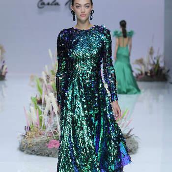 Carla Ruiz. Barcelona Bridal Fashion Week