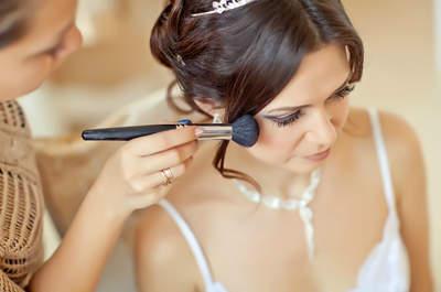 ¿Qué te debe interesar sobre tu maquillaje de boda?