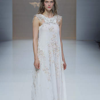 Marco María. Créditos: Barcelona Bridal Fashion Week