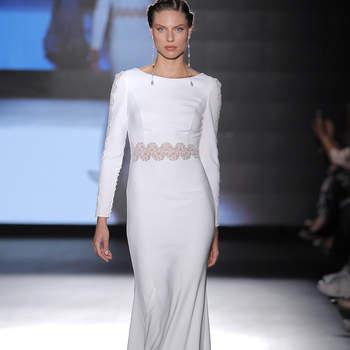 Photo : Rosa Clará -  Credits_ Barcelona Bridal Fashion Week